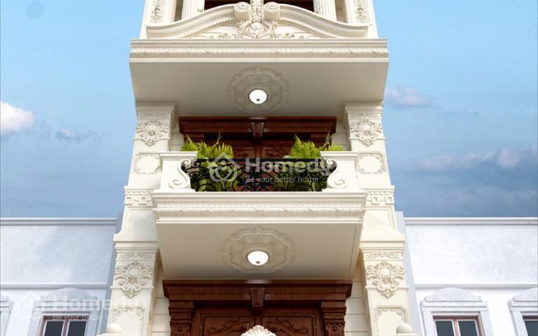Bán nhà riêng phố Lý Nam Đế, Hoàn Kiếm 40m2, 5 tầng, giá 12,5 tỷ, phong cách Châu Âu