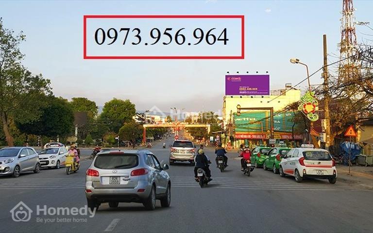 Đất nền ngay tại trung tâm huyện Chư Sê tỉnh Gia Lai, mặt tiền đường Hùng Vương giá rẻ chỉ 5 tr/m2