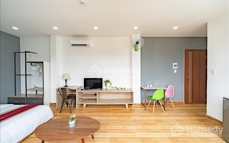 Căn hộ mới xây full nội thất tiện nghi an ninh giá chỉ 6.5 tr/tháng, Cách Mạng Tháng Tám, Tân Bình