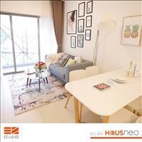 Bán căn 1 + 1 phòng ngủ số 12 đẹp nhất Hausneo, tầng 9 view Landmark 81 - giá 1,54 tỷ