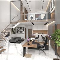 Duplex phức hợp nhiều hình thức giá từ 1,55 tỷ liền kề quận 4 - thu về 180 triệu/năm