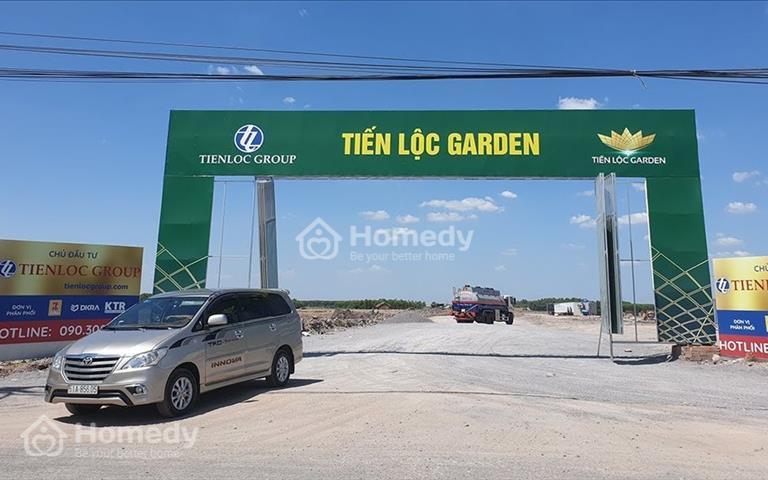 Đất nền dự án cách sân bay Long Thành 5 phút di chuyển, trả góp 5 triệu/tháng, Tiến Lộc Garden
