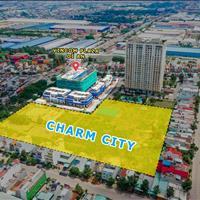 Đầu tư thông thái với Charm City kề bên Vincom Plaza Dĩ An, từ 23 triệu/m2, booking