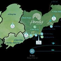 21 biệt thự biển Perolas 4,2 tỷ/căn full nội thất VAT ngân hàng Saigonbank bảo lãnh cho vay