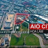 Quỹ đất cuối cùng của Bình Tân là căn hộ AIO City chính thức mở bán 500 căn với 1-3 phòng ngủ