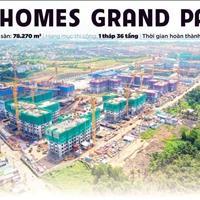 Vinhomes Grand Park mở bán chính thức, 50 triệu sở hữu ngay, thương hiệu nói lên tất cả, độc quyền