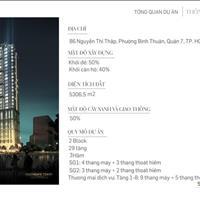 Cần bán căn hộ cao cấp ngay mặt tiền Nguyễn Thị Thập Quận 7