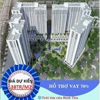 An cư lạc nghiệp là câu nói từ cha ông ta với AiO City là căn hộ xanh đang sống nhất tại Bình Tân