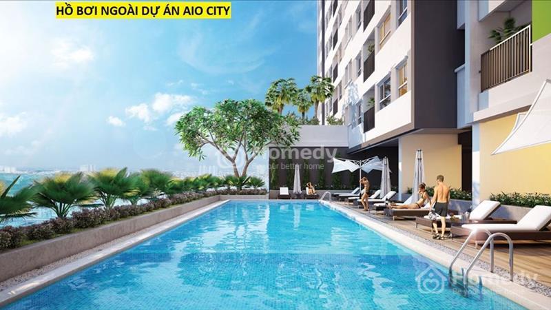 Ảnh tin đăng 0-Mở bán căn hộ AioCity Ngay Aeon Mall Bình Tân,diên tích 50m2, giá 36tr/m2