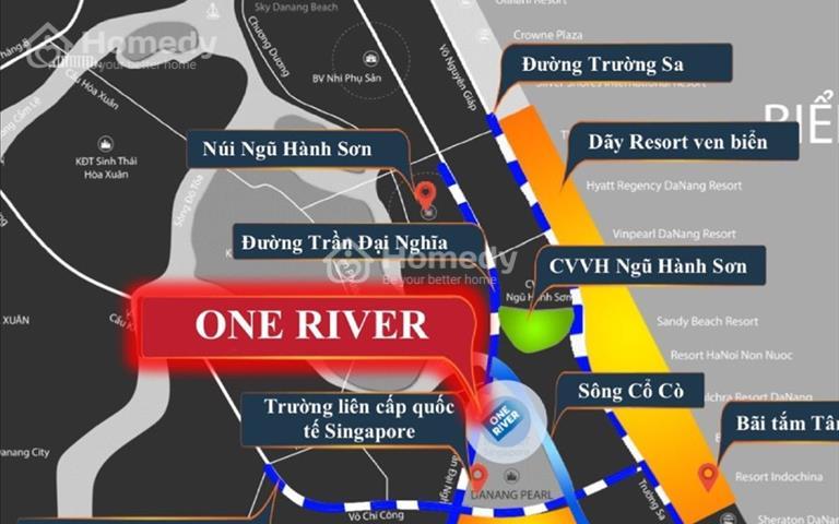 Dự án One River Villas – Đà Nẵng - Khu hạng sang bậc nhất