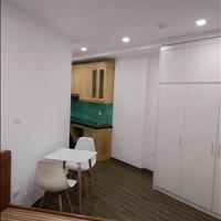 Cho thuê chung cư từ 1-2 phòng ngủ và khách mặt hồ Văn Chương view đẹp đầy đủ tiện nghi 30-50m2