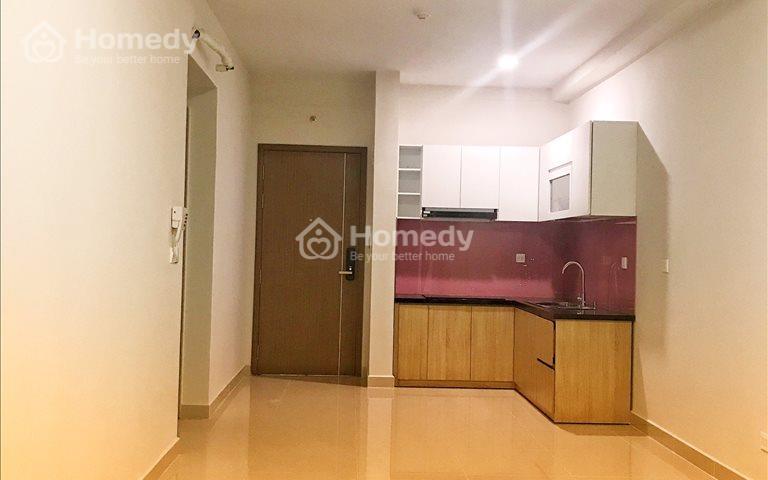 Cho thuê 2 phòng ngủ, 2WC, Richstar RS4 có máy lạnh, rèm, bếp giá 11 triệu/tháng