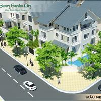 Bán giá cực tốt - biệt thự, Shophouse dự án Sunny Garden, hỗ trợ vay vốn ngân hàng