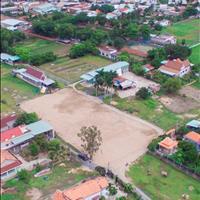 Đất ngã ba chợ Mỹ Hạnh, ĐT 824, giai đoạn F0, 300m2 (10×30m)