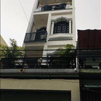 Bán gấp nhà mặt tiền Chu Văn An, 4x16m, 1 trệt 3 lầu, giá 8.3 tỷ thương lượng