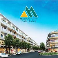 Nhà phố thương mại Mango City Cam Ranh cơ hội vàng cho nhà đầu tư thông minh, giá sốc chỉ 8 tr/m2