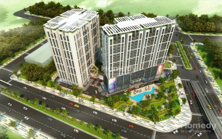 Cho thuê căn hộ chung cư tại tòa Northern Diamond Thạch Bàn, 107m2, giá 10 triệu/tháng