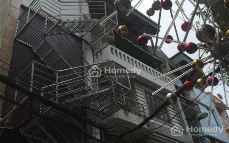 Cần bán nhà 2 mặt tiền phố Nguyên Khiết trung tâm Hoàn Kiếm Phố cổ