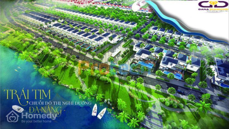 Dana Diamond City Đà Nẵng - ảnh giới thiệu