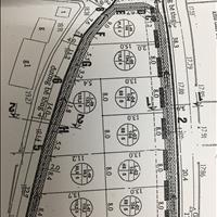 Bán 2 lô đất đấu giá liền nhau thôn Thắng Trí, xã Minh Trí, Sóc Sơn, 3 mặt thoáng, 134,2m2-3,7tr/m2