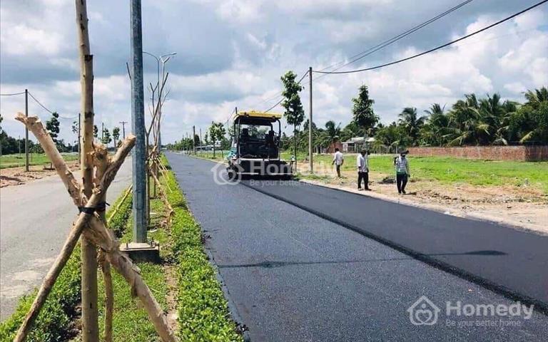 Đất nền dự án, chỉ 837 triệu/nền, Phường 5, thành phố Vĩnh Long của chủ đầu tư uy tín Hưng Thịnh