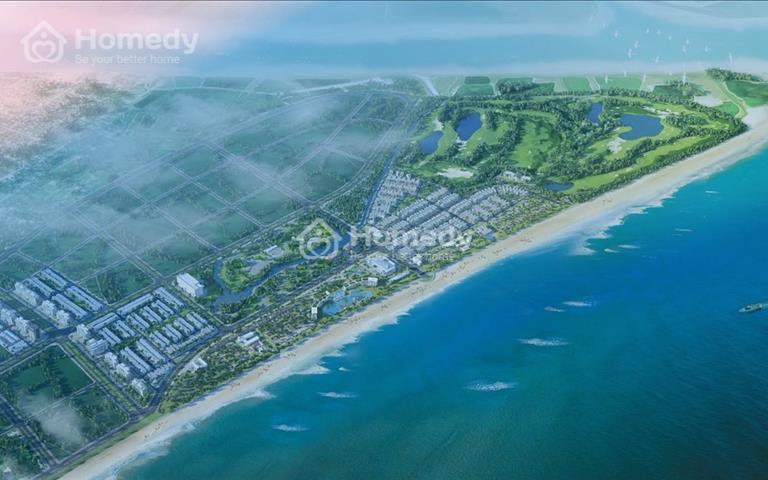 Chỉ với 16 triệu/m2 đất mặt biển, mở bán phân khu The Little FLC Quảng Ngãi Beach & Golf Resort