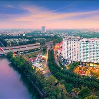 Căn hộ thông tầng giá rẻ nhất quận 7 có sân vườn, mặt sông Sài Gòn chỉ 5 căn duy nhất