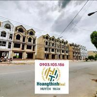 Nhà phố liền kề mặt tiền DT 743 hot nhất Dĩ An, Bình Dương, giá chỉ 22 triệu/m2