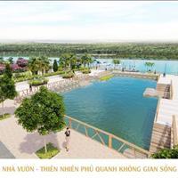 Mua biệt thự giá rẻ, biệt thự ven sông chỉ 25 triệu/m2