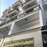 Bán nhà mặt tiền kinh doanh Phú Định 1 trệt 2 lầu, sân thượng, 4 phòng ngủ 5WC, sổ hồng riêng, 5 tỷ