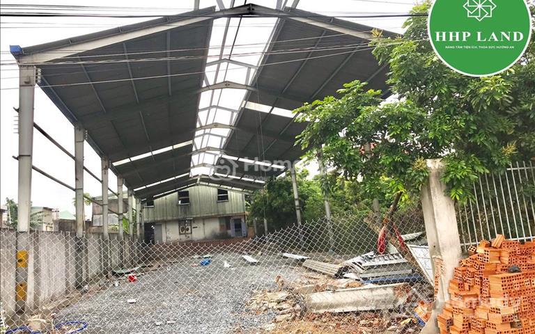 Cho thuê xưởng hoàn thiện, 493m2, phường Trảng Dài