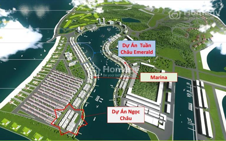 Tuần Châu Emerald mở bán Shophouse với giá chỉ 43 triệu/m2, ngay cạnh Tuần Châu Marina