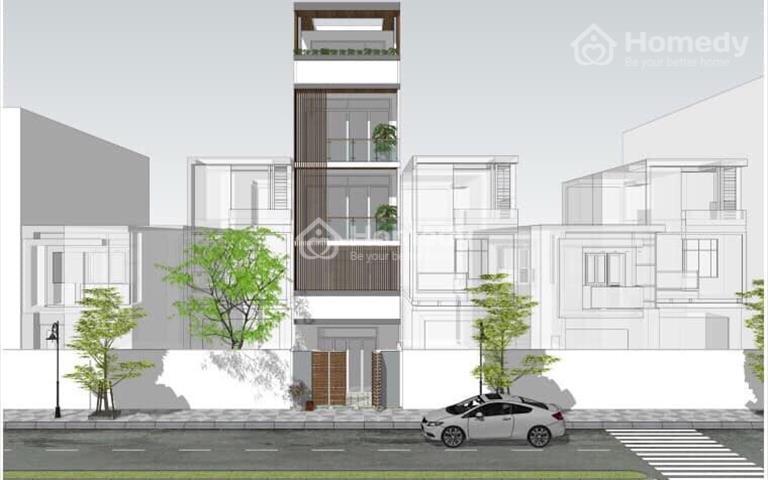 Cho thuê nhà 543A Nguyễn Đình Chiểu, gần ngã 4 Cao Thắng, Quận 3