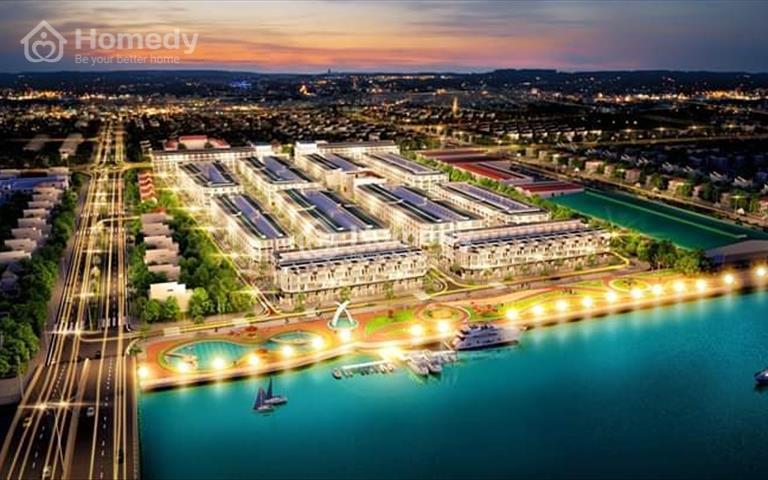 Mở bán khu tái định cư ven sông Vàm Cỏ Đông, giá chỉ 400 triệu/lô, hỗ trợ trả góp trong 1 năm 0% LS