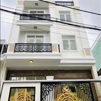 Nhà 70m2 1 trệt 3 lầu, đường 20 Phạm Văn Đồng khu biệt thự, ngay trung tâm thương mại Giga Mall