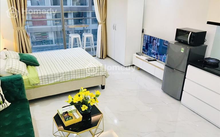 Cho thuê căn hộ 1-3PN Millennium, full nội thất cao cấp, giá 15 - 30 triệu/tháng bao phí, view đẹp