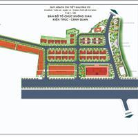 Chính chủ bán nhanh nền đất mặt tiền đường 20m khu dân cư Hà Đô Riverside quận 12