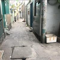 Nhà giá rẻ tiện để sửa chữa, hẻm 4m, có sổ hồng ở Tân Thới Nhất quận 12