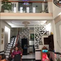 Nhà 1 trệt 1 lầu có 3 phòng ngủ gần khu công nghiệp Tân Bình hẻm xe hơi, sổ hồng riêng