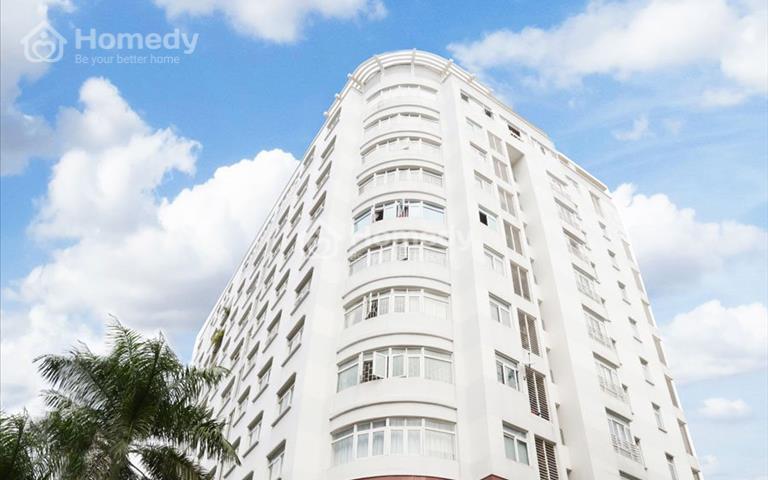 Chính chủ cần bán căn hộ quận 10 diện tích 78m2, full nội thất, 2 phòng ngủ, tầng trệt, giá 3.3 tỷ