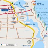 Đất nền thổ cư 100% gần sân bay Cam Ranh - chỉ 700 triệu nền