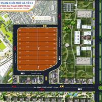 Khu dân cư Hà Tây 2- 100% sổ đỏ công chứng nhanh - giá chỉ 8xx triệu