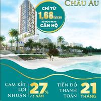 Marina Suites Nha Trang - Căn hộ view biển đẳng cấp 4 sao