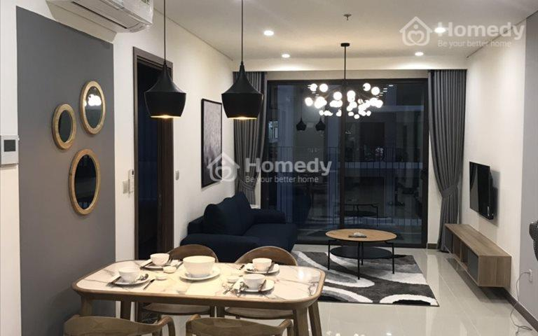 Cho thuê căn hộ Hado quận 10, 2 phòng ngủ, full nội thất, lầu cao view thoáng, 27 triệu/tháng