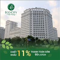 Bán căn góc 67m2, 2 phòng ngủ 2 mặt thoáng full nội thất Eco City Việt Hưng 1,87 tỷ nhận nhà ở ngay