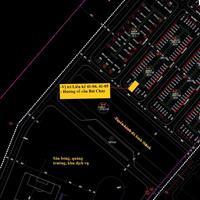 Cần bán 2 lô đất 79m2 hướng về cầu Bãi Cháy, cạnh khu dịch vụ tại Hà Khánh B mở rộng