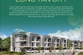 Khu đô thị Long Tân City