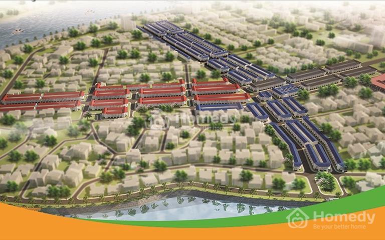 Đất nền ngay trung tâm thành phố Vĩnh Long mặt tiền đường 30m, chỉ 1,5 tỷ, diện tích 100m2