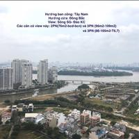 Chính chủ cần bán gấp căn hộ The Sun Avenue 3 phòng ngủ 96m2, 4,25 tỷ, view sông, bao tất cả