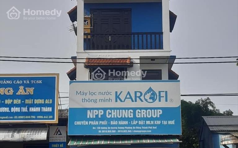 Cho thuê văn phòng hoặc nhà ở 3 tầng  giá siêu tốt đường An Dương Vương, thành phố Huế
